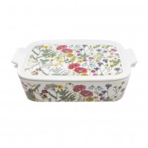 Poppy Field 2 Piece Rectangular  Baker