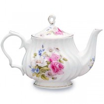 Grace's Rose Tea Pot