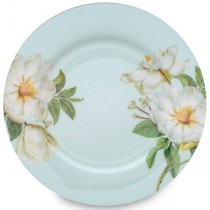 Magnolia Dessert Plates, Set of 4