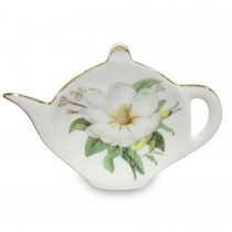 Magnolia Tea Bag Holder, Set of 4