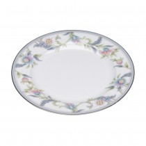 Lotus Garden Salad Plates, Set of 4