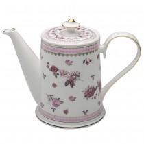 Pink Rose Pink Teapot