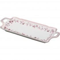 Pink Rose/Pink Serving Tray