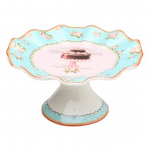 FLORAL GREEN WEDDING CHOCALATE CAKE STAND