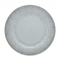 Stardust Bone China  Dinner Plates, Set of 4