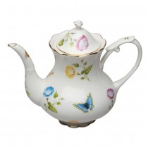 Karly's Butterflies Teapot