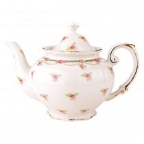 Petite Fluer Teapot