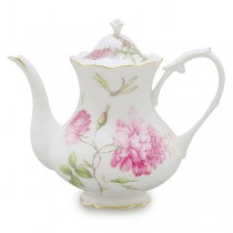 Dahlia Teapot