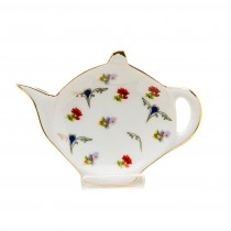 Chelsea Garden Tea Bag Holder, Set of 4