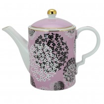 Spray Ditsy Lanvender Coffee/Tea pot