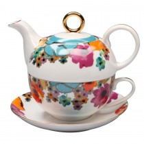 Meadow Joy 4 Piece Tea for One Set