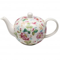 Pink Bloom Teapot
