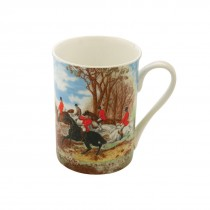 Fox Hunt Kent Mugs, Set of 4