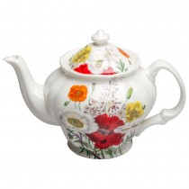 Poppy Field Teapot