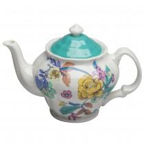 Bali Turq Teapot