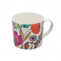 Meadow Joy Coffee Mugs, Set of 4