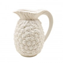 White Pineapple Pitcher