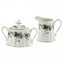 Berry Yard Sugar and Creamer Set