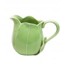 Green Leave Creamer