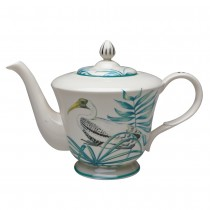 Lakeside Bird Teapot
