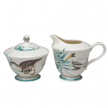 Lakeside Bird Sugar and Creamer Set