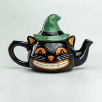 Retro Cat Teapot