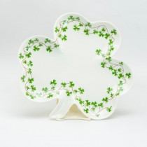 Clover Vine Leave Shape Plate, Set of 2