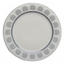 Grey Arches Salad Plates, Set of 4