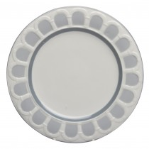Grey Arches Dinner Plates,Set of 4