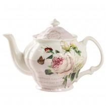 Liz Garden Pink Teapot