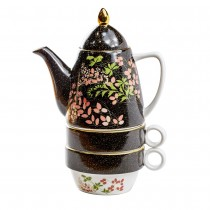 Spring Tokyo Tea for Two 4 Piece Set