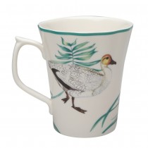 Lakeside Bird Mugs.Set of 4