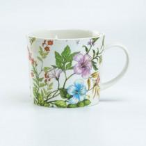Summer Vine Mugs, Set of 4