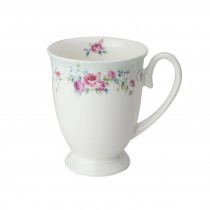 Claudia Tea Footed Mugs, Set of 4