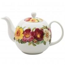 Spicy Poppy Teapot