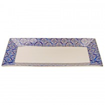 Blue Diamond 12-Inch Rectagular Serving/Loaf Tray, S/2