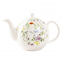 Summer Meadow Bone China Teapot